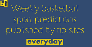 Today´s Basketball Predictions & Tips