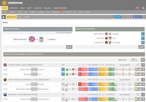 statarea soccer tips betting